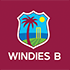 West Indies B Logo
