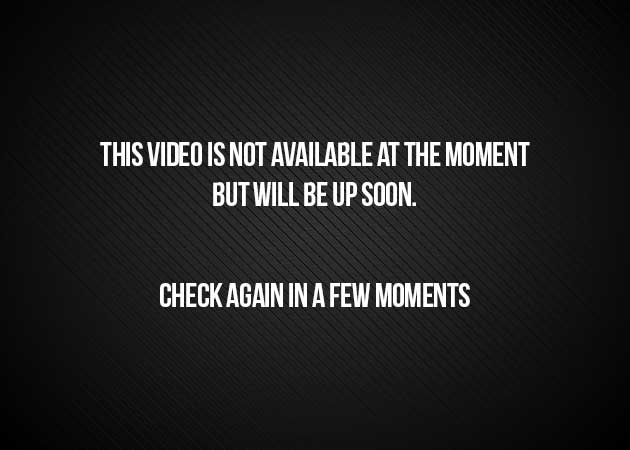 Video not yet available