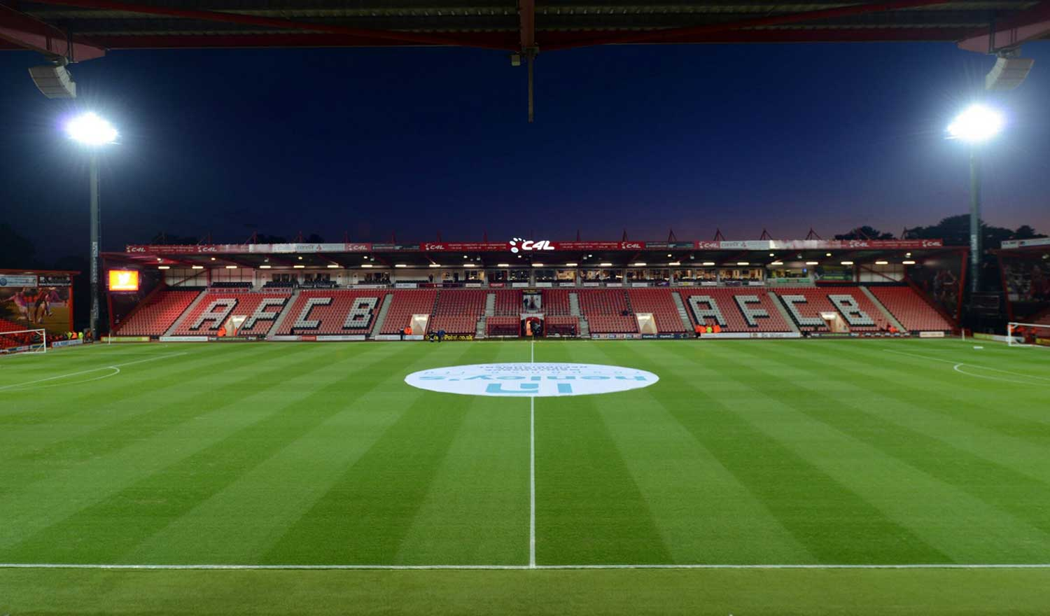 AFC-Bournemouth Stadium