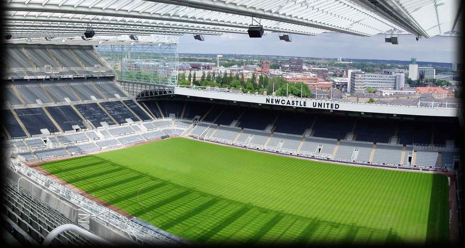 Newcastle-United Stadium