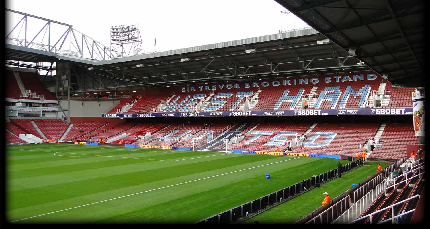West-Ham-United Stadium